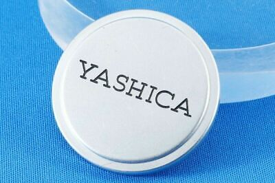 Yashica Metal Lens Cap 42mm For Yashikor 5cm F2.8 Leica LTM L39 From Japan Exc++ • 31.52£