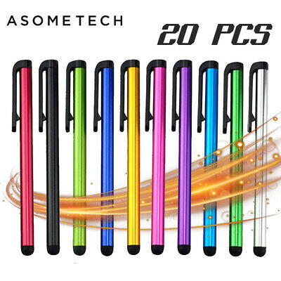 Universal Capacitive Touch Screen Pen Stylus For IPhone Samsung Tablet Phone PDA • 3.29£