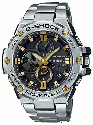 £283.48 • Buy Casio G-SHOCK GST-B100D-1A9JF G Steel Smartphone Link Model From Japan New