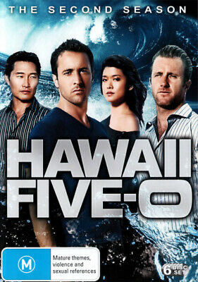 AU37.89 • Buy Hawaii Five-0 (2010): Season 2 DVD NEW (Region 4 Australia)