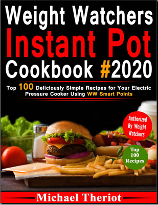 $2.25 • Buy Corona Weight Watchers Instant Pot Cookbook #2020 – Top 100 Deliciously