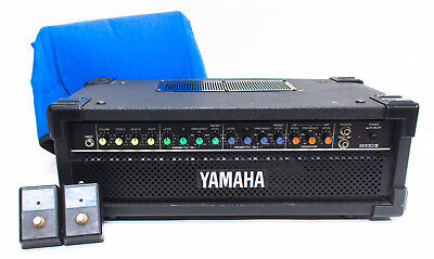 $249.99 • Buy Yamaha B100 III Bass Amplifier Head With Footswitch And Amp Cover