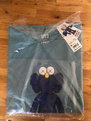 AU32 • Buy Kaws X Uniqlo Flayed 2019 Summer New With Tags Medium