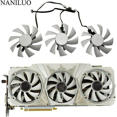 $ CDN18.94 • Buy GA92S2H Cooler Fan For KFA2 GALAXY GEFORCE GTX1060 GTX1070 1070Ti GTX1080 TI HOF