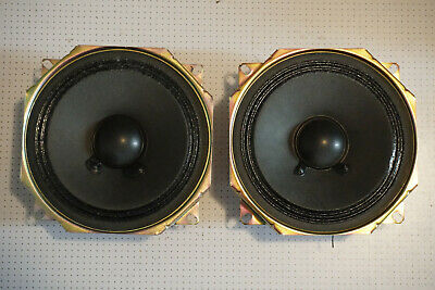 AU40 • Buy Pair Of 4  Sony 3.2 Ohm 5W Boombox Recessed Speaker Drivers 1-505-198-21