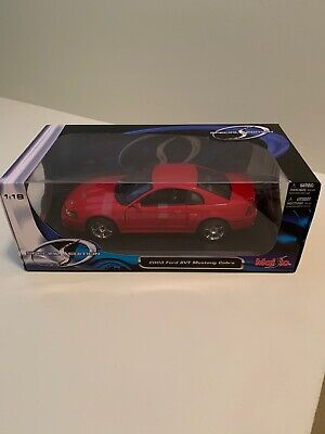 $1000 • Buy Diecast 1/18 Scale Maisto Special Edition 2003 Svt Cobra Mustang , Read Below