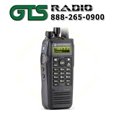 $469.99 • Buy New Motorola Xpr6550 4w Uhf Two Way Radio Handheld Portable Police Walkie Talkie