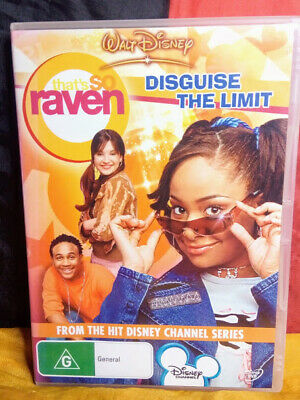 That's So Raven - Disguise The Limit (DVD, 2005) • 7.66£