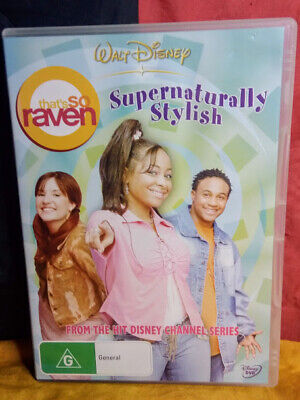 That's So Raven - Supernaturally Stylish (DVD, 2005) • 6.50£