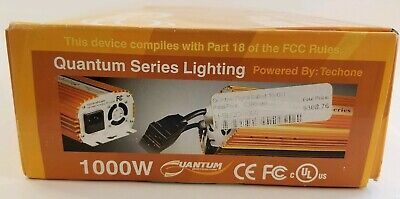 Quantum 1000W Digital Ballast, 120/240V Dimmable, HPS And MH • 104.36£