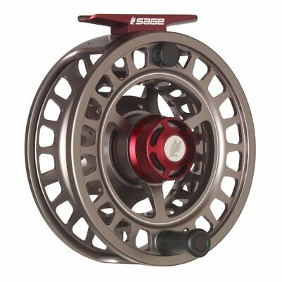 $500 • Buy Sage Spectrum Max 11/12 Fly Reel - Color Chipotle - NEW - FREE FLY LINE