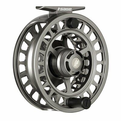$500 • Buy Sage Spectrum Max 7/8 Fly Reel - Color Silver - NEW - FREE FLY LINE