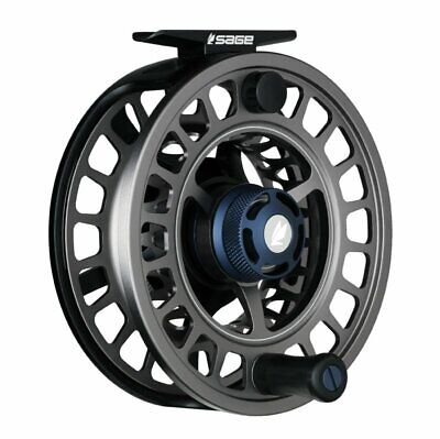 $500 • Buy Sage Spectrum Max 7/8 Fly Reel - Color Squid Ink - NEW - FREE FLY LINE