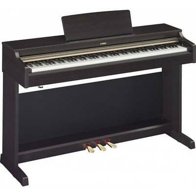 AU9999 • Buy Yamaha ARIUS YDP-162 (YDP162) Digital Piano With Bench - Redwood