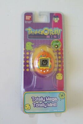 AU90 • Buy Tamagotchi 'mini' Orange Digital Pet…original Packaging…bandai 2005…rare...