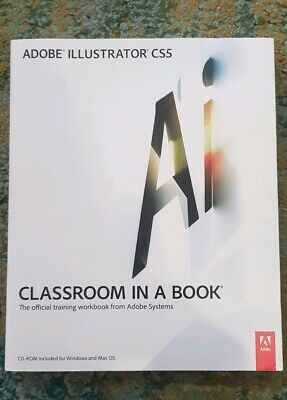 AU25 • Buy Adobe Illustrator CS5 Classroom In A Book: The Official Training Workbook From A