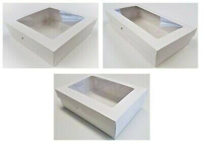 £10.97 • Buy Deep Gift Box/Greeting Card - 50mm Deep - Aperture Lid - 10 Sizes To Choose From