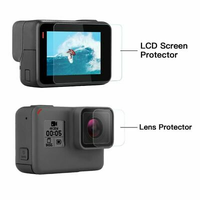 $ CDN27.20 • Buy Screen Protector For GoPro Hero 7 Black 6 5 Protective Tempered Glass Accesories