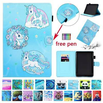 AU15.94 • Buy For Amazon Kindle Paperwhite 1 2 3 4 10th 2018 Magnetic Leather Case Cover Stand