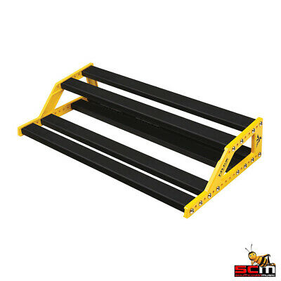 $ CDN145.90 • Buy NEW NU-X Bumblebee Guitar Effects Pedal Board Adjustable With Padded Case MEDIUM