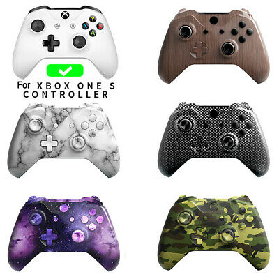 $20.85 • Buy Camo Full Housing Shell Cover Buttons Custom Mod Kit Replacement For Xbox One S