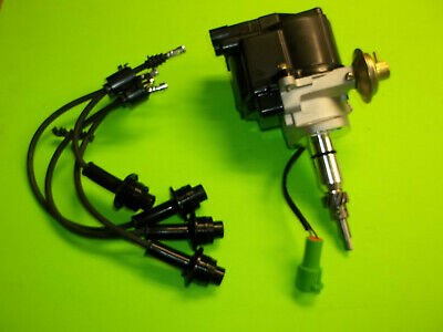 AU206.97 • Buy TOYOTA FORKLIFT Distributor Fits 4Y Engine 5, 6, 7 Series With Spark Plug Wires