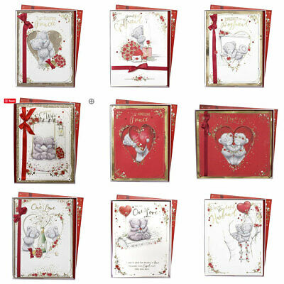 Valentines Me To You Bear Boxed Cards 2020 (Assorted) • 19.99£