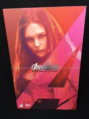 $250 • Buy Hot Toys 1/6 Mms301 Marvel Avengers Age Of Ultron Scarlet Witch 1:6