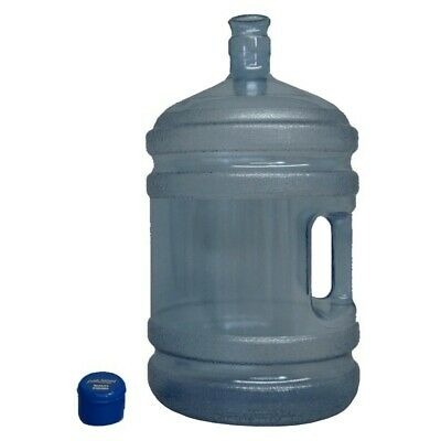 $ CDN26.16 • Buy 5 Gallon/18.9 Litre Polycarbonate Water Bottle, With Pushcap