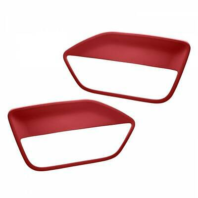 $144.98 • Buy Coverlay 12-59-RD Red Door Panel Insert For 05 - 09 Ford Mustang