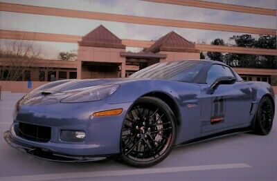 $57990 • Buy 2011 Convertible Z06 Carbon Edition - Supersonic Blue