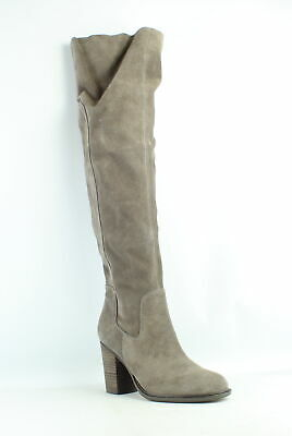 $ CDN106.05 • Buy Kelsi Dagger Womens Logan Warm Grey Fashion Boots Size 9 (723205)