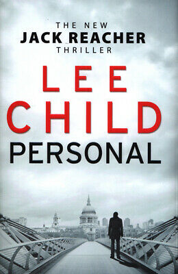A Jack Reacher Thriller: Personal By Lee Child (Hardback) FREE Shipping, Save £s • 3.12£
