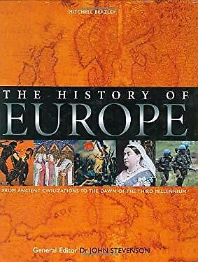 $15.02 • Buy History Of Europe : From Ancient Civilizations To The Dawn Of The Third Millenni