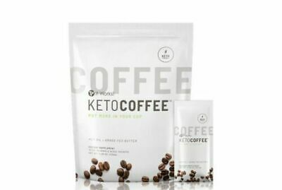 $45.99 • Buy It Works Keto Coffee 15 Single Scientific Carb Management..New..