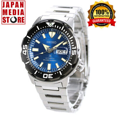 $ CDN647.97 • Buy Seiko Prospex SBDY045 Save The Ocean Monster Limited Automatic Diver Men Watch