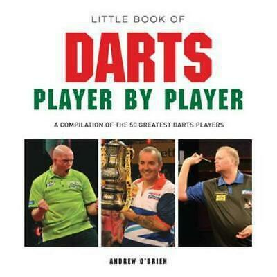£2.72 • Buy Little Book Of Darts Player By Player (Hardback) Expertly Refurbished Product