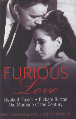 £3.77 • Buy Furious Love: Elizabeth Taylor, Richard Burton, The Marriage Of The Century By