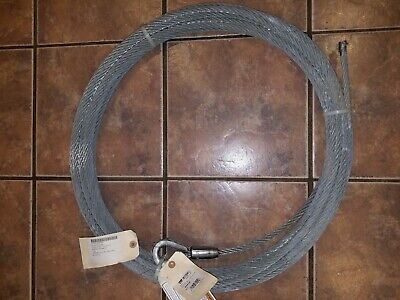 $60 • Buy WARN Winch Cable Wire Rope 34414