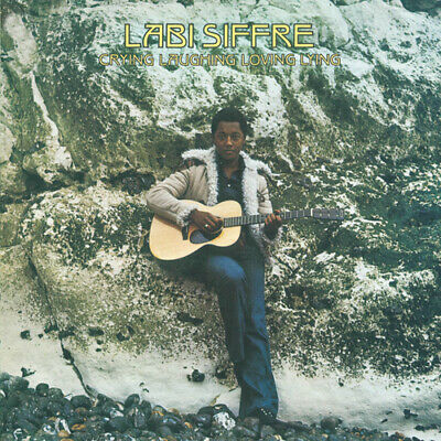Labi Siffre : Crying, Laughing, Loving, Lying Vinyl 12  Album (2016) ***NEW*** • 19.80£