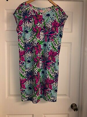 $25 • Buy Lilly Pulitzer Robyn In The Garden Size Large