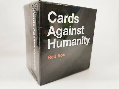 AU22.94 • Buy  Cards Against Humanity Red Expansion Boxes Redbox Melbourne