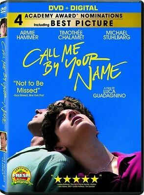 AU24.99 • Buy Call Me By Your Name New Dvd