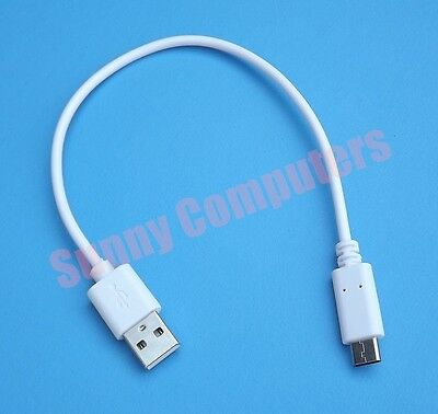 AU6.05 • Buy Short USB 3.1 Type-C To USB 2.0 Cable Power Charge Data Cord For Samsung A50 A51