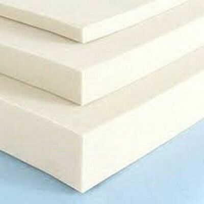 £2.99 • Buy Upholstery Foam High Density Any Thickness Any Size Off Cut To Size