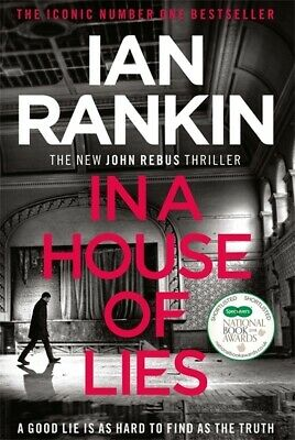 £3.24 • Buy The Detective Inspector Rebus Series: In A House Of Lies By Ian Rankin