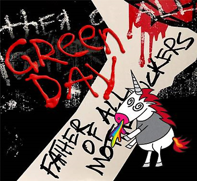 Green Day Father Of All… Vinyl Lp New(7thfeb) • 17.99£