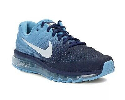 $85 • Buy Nike Air Max 2017  Binary Blue  Men's Running Shoes Size 13 BRAND NEW WITH TAGS