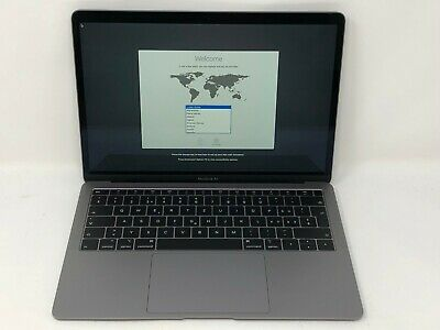 $829.99 • Buy MacBook Air 13 Space Gray 2018 MRE82LL/A 1.6GHz I5 8GB 256GB Excellent Condition