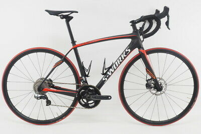 $ CDN2627.89 • Buy 2016 Specialized Roubiax SL4 S-Works Road Bicycle Size 52cm Carbon Dura-Ace Di2